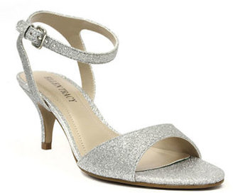 Ellen Tracy Eva Glitter High-Heel Sandals