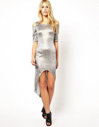 Love Cold Shoulder Dress