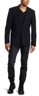 G Star Men's Cl Long Sleeve Blazer