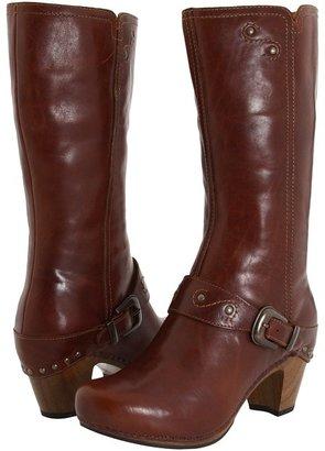 Dansko Rylan (Brown Full Grain Leather) - Footwear