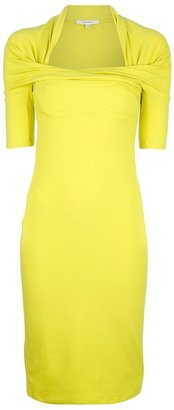 Carven fitted dress