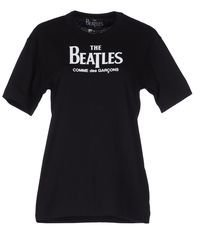 Comme des Garcons THE BEATLES BY Short sleeve t-shirts
