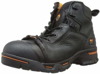 "Timberland Men's Endurance Puncture Resistant WaterPROof Steel Toe 6"" Workboot"