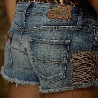 Denim & Supply Ralph Lauren Patched Mini-Short
