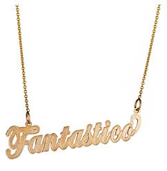 Knot2much2ask Fantastico Pendant Necklace