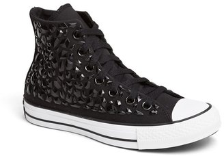 Converse Chuck Taylor® All Star® 'Rhinestone' High Top Sneaker (Women)