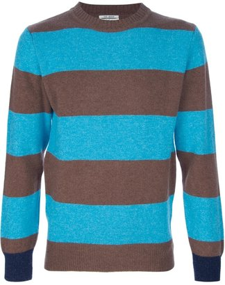 Original Vintage Style Authentic Striped sweater