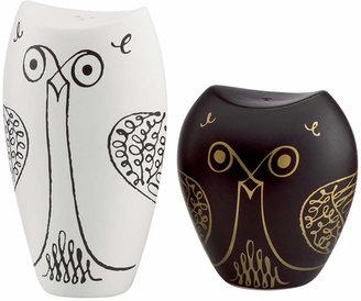 Kate Spade Salt and Pepper Shakers, Woodland Park Owl