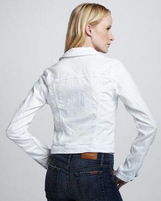 Joe's Jeans Bonnie Cropped Denim Jacket