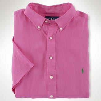 Polo Ralph Lauren Big & Tall Classic-Fit Linen Shirt