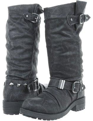 Big Buddha Case (Black Distress) - Footwear