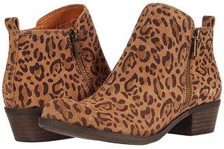 Lucky Brand Basel (Javan Print) Women's Zip Boots