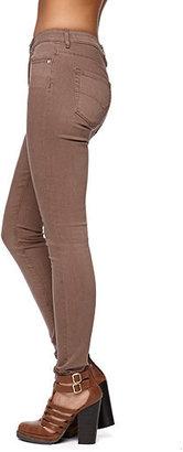 Bullhead Denim Co High Rise Colored Skinniest Jeans