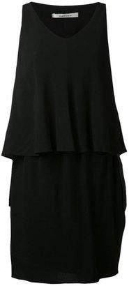 Carven flutter top dress