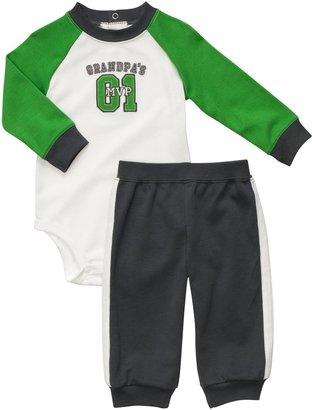 Carter's Bodysuit & Pant Set