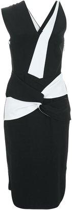 Roland Mouret 'Ebony' dress