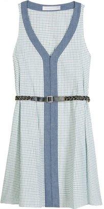 Proenza Schouler EXCLUSIVE: BELTED SHIRT DRESS