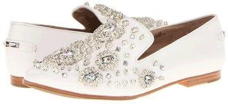 Rachel Roy Garett (White Leather) - Footwear