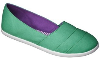 Circo Girl's Hue Canvas - Turquoise