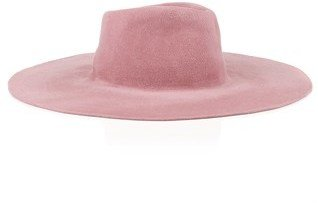 Littledoe Rose Round Diamante Meadow Hat
