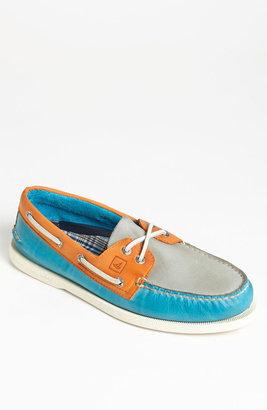 Sperry 'Authentic Original' Burnished Boat Shoe (Men)