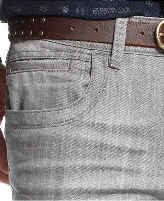 INC International Concepts Jeans, Mynx Slim Straight Jeans