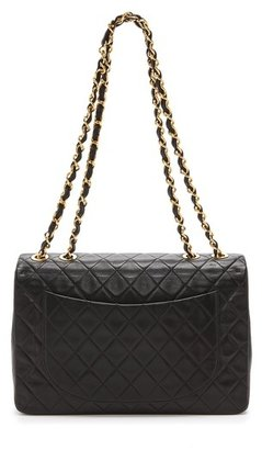 WGACA What Goes Around Comes Around Chanel Jumbo Flap Bag