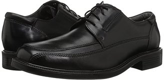 Dockers Perspective Moc Toe Oxford (Black) Men's Lace Up Moc Toe Shoes
