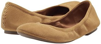 Lucky Brand Emmie (Golden Root) Women's Flat Shoes