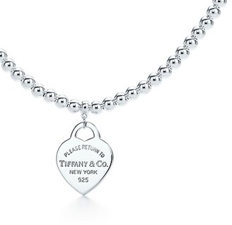 Tiffany & Co. Return to Bead necklace