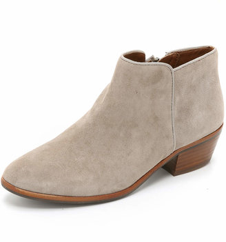 Sam Edelman Petty Suede Booties $140 thestylecure.com