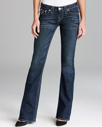 True Religion Jeans - Becky Bootcut with Flap Pocket in Houston