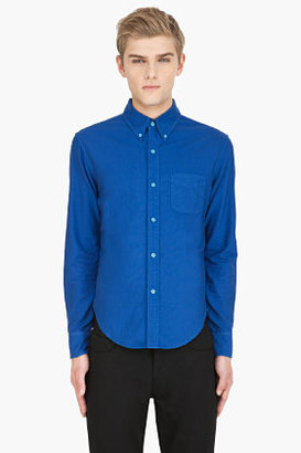 Band Of Outsiders Blue Oxford button down shirt
