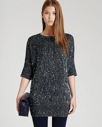 Reiss Sweater - Lewes Sequin
