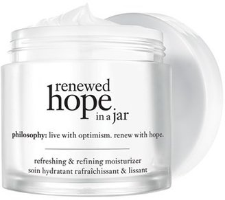 Philosophy Renewed Hope In A Jar For All Skin Types $14 thestylecure.com