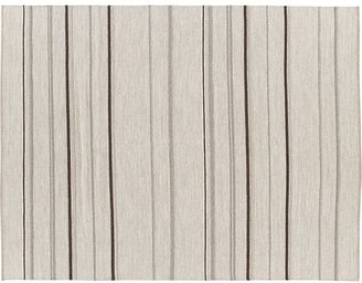 Crate & Barrel Paxton Bisque 8x10 Rug