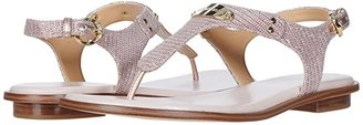 MICHAEL Michael Kors MK Plate Thong (Sunflower) Women's Sandals