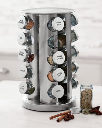 Williams-Sonoma Williams Sonoma Brushed Stainless-Steel Spice Rack