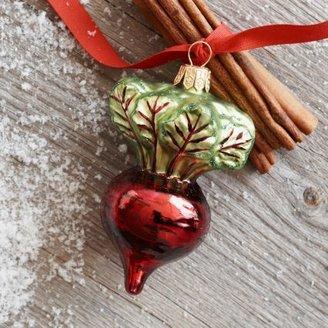 Sur La Table Beet Ornament