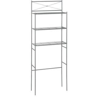 Zenith Cross Style 3-Shelf Space Saver