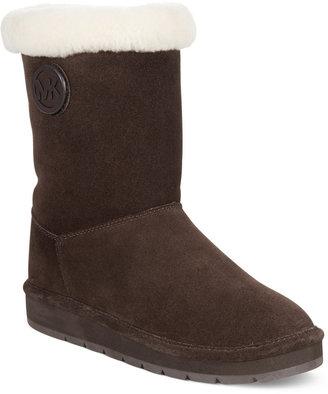 MICHAEL Michael Kors Winter Mid Boots