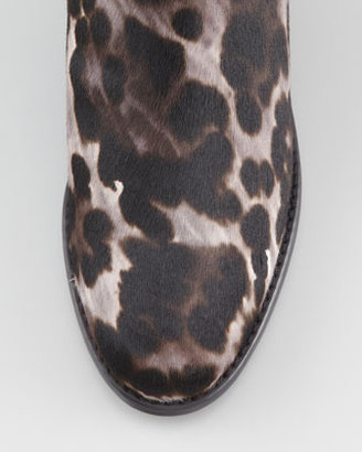 Stuart Weitzman Calf Hair Knee Boot