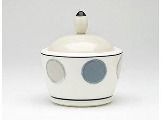 Noritake Mocha Covered Sugar Bowl