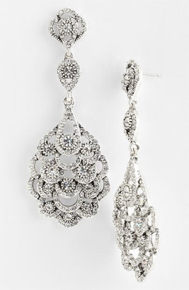 Women's Nina 'Eiffel' Statement Drop Earrings $95 thestylecure.com