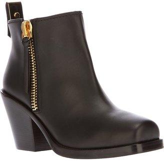 Giuseppe Zanotti Design square toe ankle boot