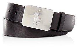 Polo Ralph Lauren Vaccetta Leather Belt