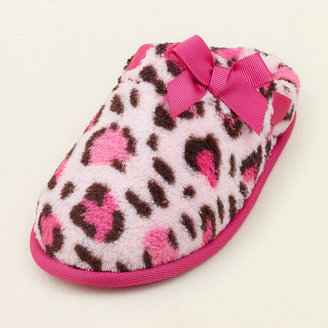 Children's Place Leopard scuffs