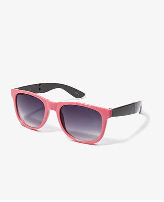 Forever 21 F5030 Folding Wayfarer Sunglasses