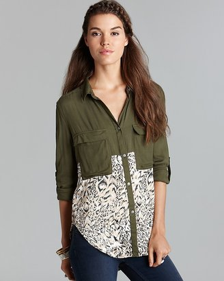 Free People Top - Welcome to the Jungle