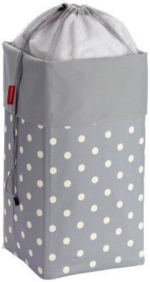 Reisenthel Laundry Box Grey Dots